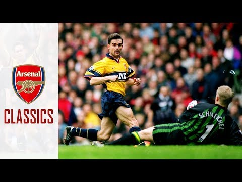 Arsenal Classics | Manchester United 0 - 1 Arsenal | 1998