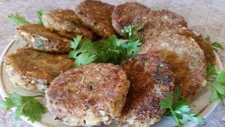 КОТЛЕТЫ ИЗ БАКЛАЖАНОВ на 5+ Вкуснее Мясных ..Очень вкусные! - Ани Кухня