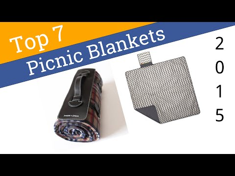 7 Best Picnic Blankets 2015
