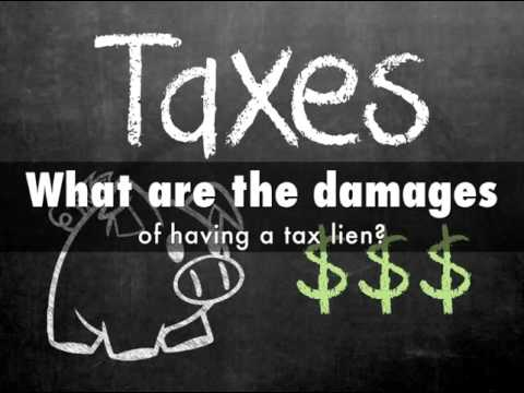 Atlanta Tax Attorney | Understanding a Federal Tax Lien