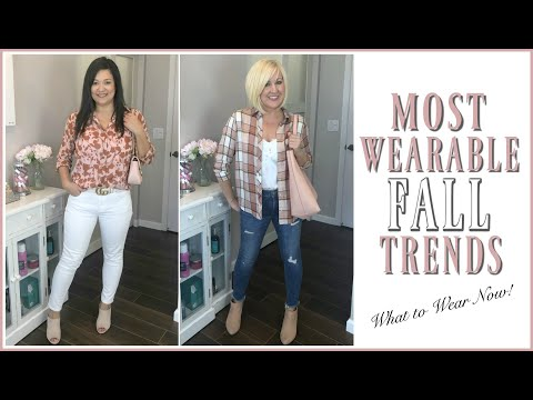Top Wearable Fall Trends 2019 | How to Style Fall Trend Outfit Ideas. http://bit.ly/2GPkyb3