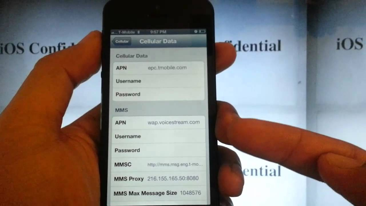 how to enable mms on iphone 5s prepaid secrets iphone 5 tmobile data configuration 6911