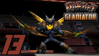 Let's Play Ratchet Gladiator [German][Blind][#13] Das Herausforderer-Turnier! Video