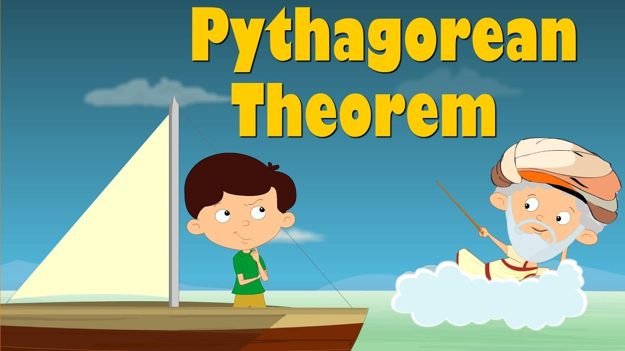 Pythagorean Theorem Aumsum Kids Science Education Children Youtube