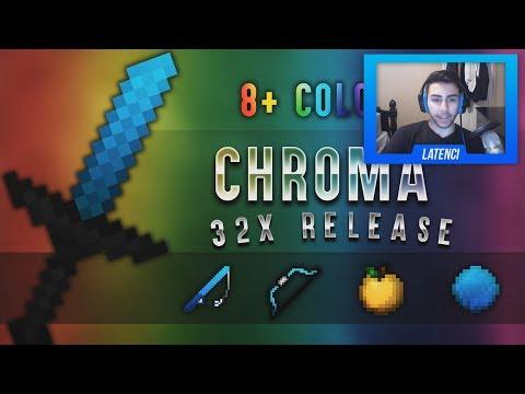 Chroma 32x Texture