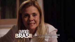 Promo Avenida Brasil - Capítulo 24 (16-01-2014)-Telefe HD (Argentina)