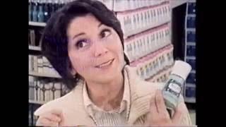1970's ads Secret Deodorant (Joyce DeWitt)