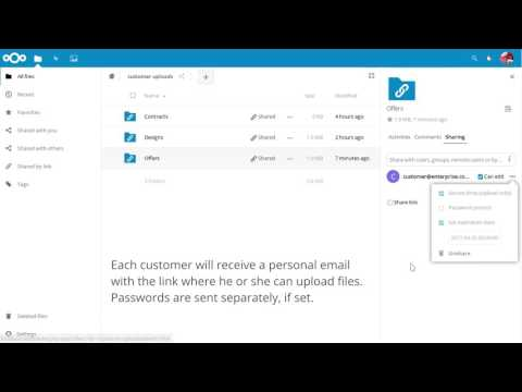 Enterprise File Sync and Share – Nextcloud