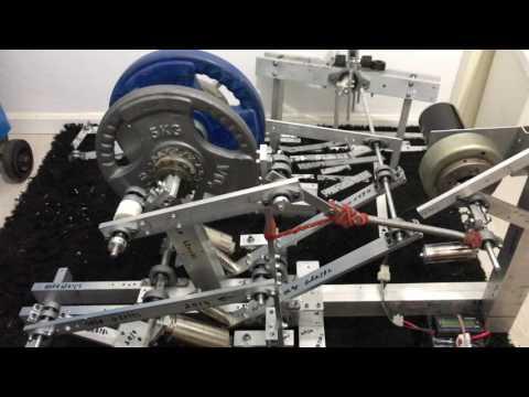 Permanent magnets engine!  Built by oren gertel