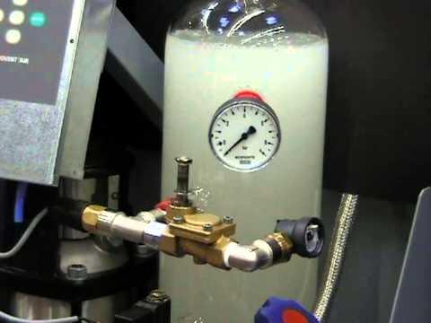Робота вакуумного дегазатора Spirotech Superior: заглянемо в середину