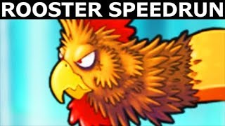 Octogeddon - All Rooster Weapon Upgrades - Full Game Speedrun (No Commentary Playthrough)