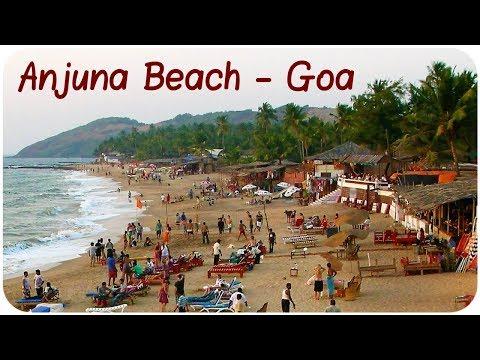 Anjuna Beach - Goa, India