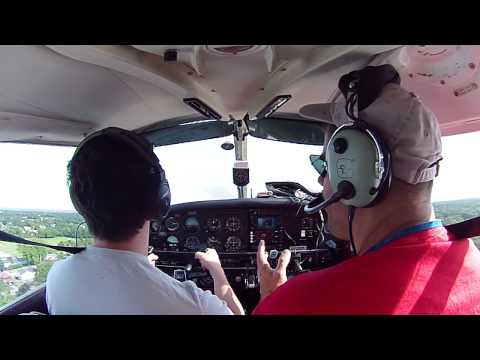 PRIVATE PILOT FLIGHT LESSON