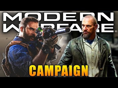 Imran Zakhaev Returns in Modern Warfare (MW Campaign)