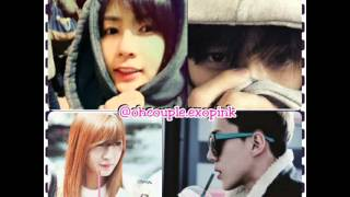 Sehun 💜 Hayoung The Moment same picture 😉