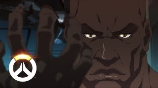 История героя Кулак Смерти Overwatch