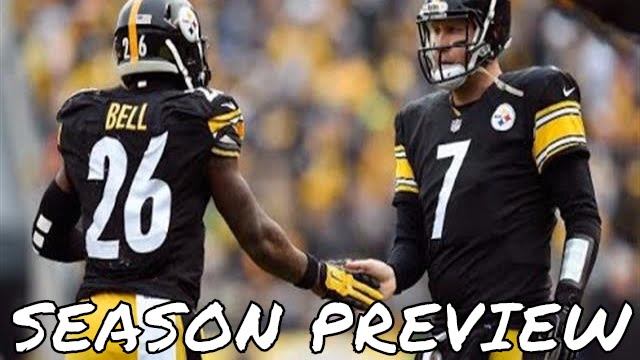 cf1222b1683 Pittsburgh Steelers 2016-17 NFL Season Preview - Win-Loss Predictions and  More!