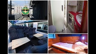 """""""Asta e normalitatea!"""" Trenurile private din vestul țării care oferă condiții spectaculoase pe bani"""