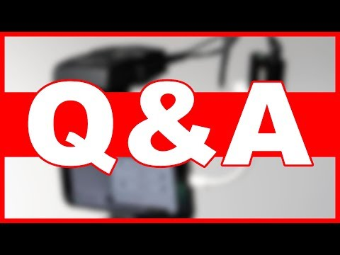 Q&A: GH5 HDMI Port/Cable Protector, AUKEY USB Audio adapter, and the RØDE iXLR adapter