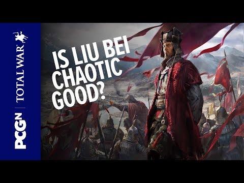 Total War: Three Kindgoms devs explain Lü Bu's D&D alignment