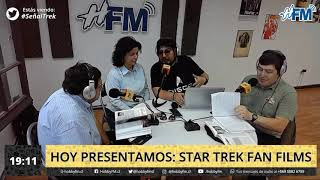 Señal Trek / Star Trek fan film - 13 de diciembre 2018