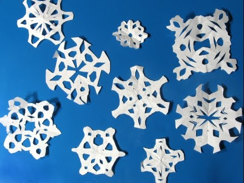 Christmas Snow Flake stencil 7 A5 to A0 14cm to 1.2 meters or bigger CMAS041