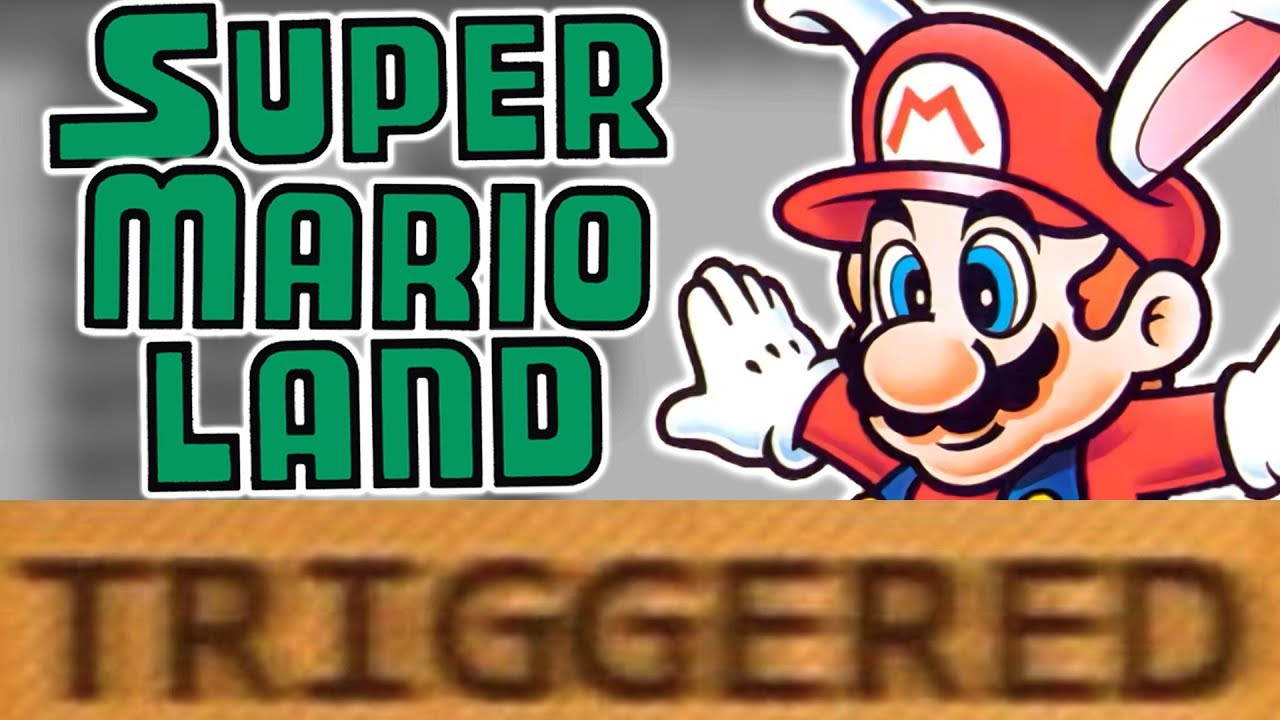 How Super Mario Land TRIGGERS You!