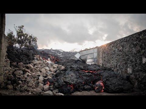 DR Congo: Lava