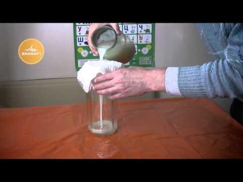 Молочный кисель: рецепт приготовления