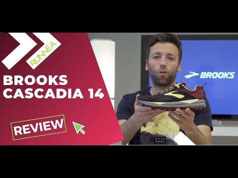 Brooks Cascadia 14 2019: Review zapatilla trail running