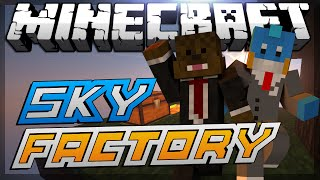 "Minecraft Modded Sky Factory ""Flying Mod"" Lets Play #15"