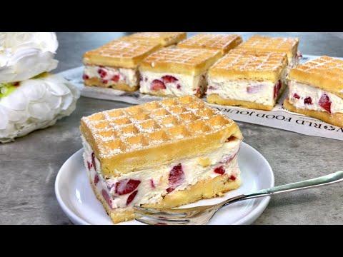 🍰Die weltbeste Torte ohne Backen - No Bake Cake in wenigen Minuten | Rezept # 71 ASMR VIDEO