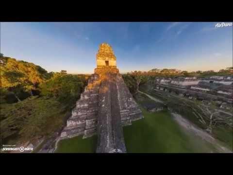 Mayan City Of Tikal ~ Guatemala