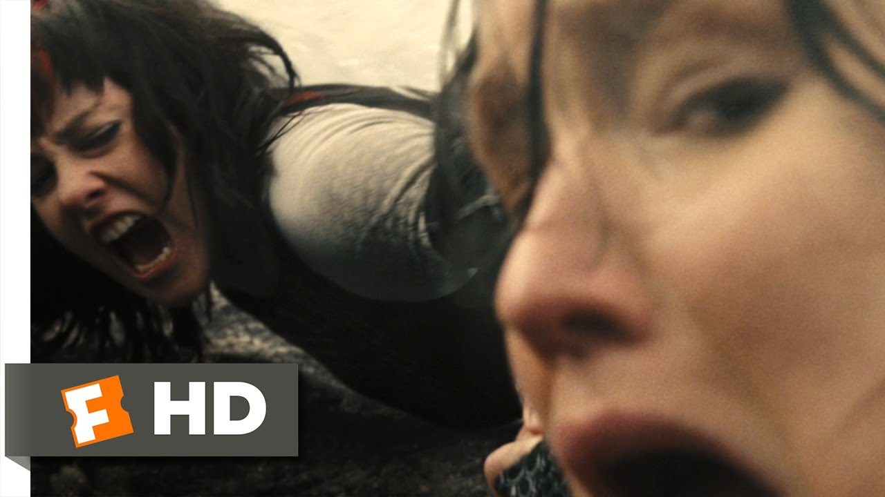The Hunger Games: Catching Fire (9/12) Movie CLIP - Tick Tock (2013) HD