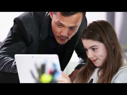 Computer Sciences Corporation (CSC) education software - sales video