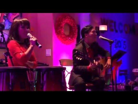 12/5/15: Traditional Vietnamese Song Ao Lua Ha-Dong sang by Tran Lang Minh