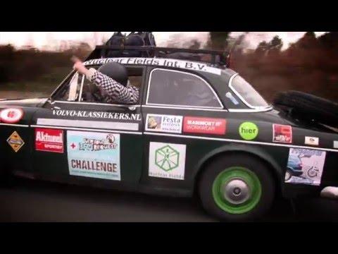 Amsterdam Dakar Challenge 2009 - Challengers door Europa