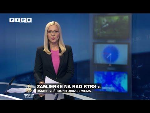 Zamjerke na rad RTRS-a