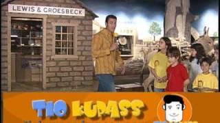 RAUL TORRES -HOSTS KIDS TV SHOW sp 2