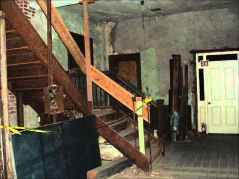 Disembodied EVP captured at Mansfield Mortuary