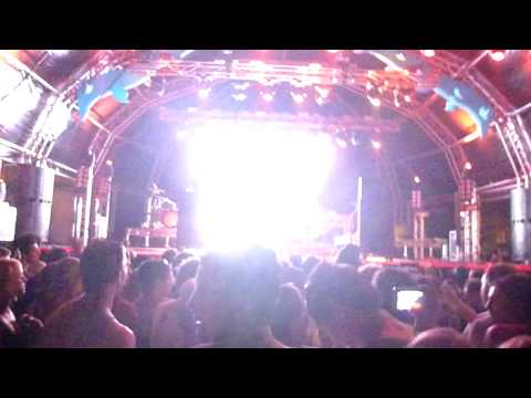 Kontact Me - Boys Noize / Future Music Festival Perth 2010