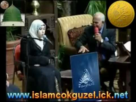 Sumeyya Eddeb (Egypt) Soorah Ar-Rehman Tilawat Qirat, Ahmed Mustafa Kamil Viyana..flv
