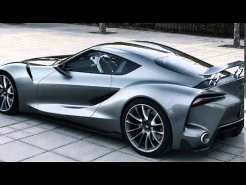Toyota Supra Concept 2017 >> 2017 Toyota Supra Redesign Release Date And Price Youtube