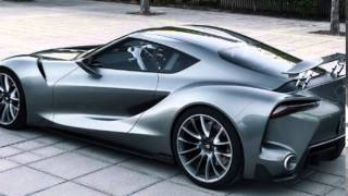 2017 Toyota Supra Redesign - Release Date And Price