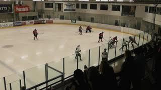 Juniori-Ässät - B-akatemia - 13.1.2019 B-nuorten Suomi-sarja Ässät Akatemia - FoPS 3.erä