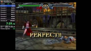 Soulcalibur III - Chronicles of the Sword Any% Speedrun in 3:15:18