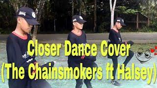 Closer_the Chainsmokers Ft Halsey Cover Dance Tbm Hesti Mora