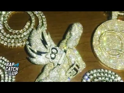 Migos' Quavo, Offset and Takeoff Show Off Their New Iced-Out Chains