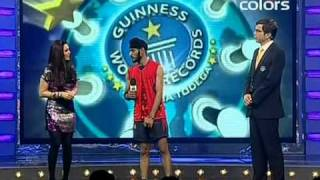 Guiness World records Ab India Todega 25th March HQ XviD 1 clip0