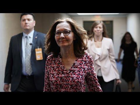 Former CIA deputy director Michael Morell on Gina Haspel's confirmation hearing